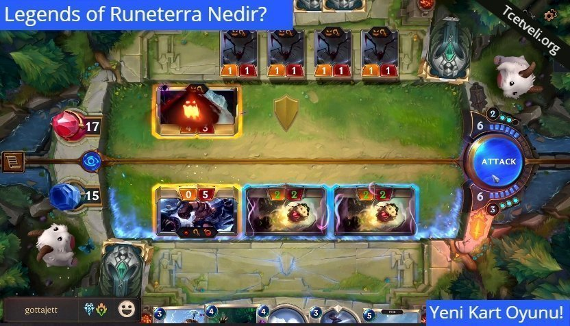 Photo of Legends of Runeterra Nedir?