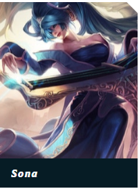 Sona counter
